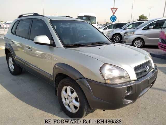 2005 hyundai tucson for sale bh486538