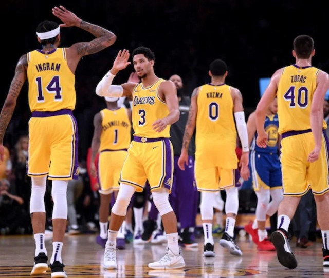 Los Angeles Lakers Players Who Were Infected With Coronavirus