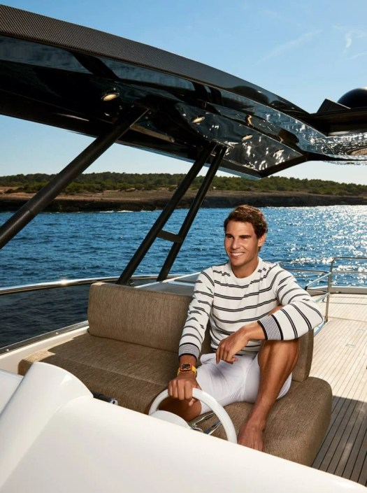 Rafael Nadal's Yacht - The Luxurious Life Of The Spanish ...