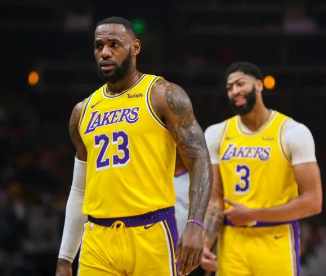 Nba Should Declare Los Angeles Lakers As Champions If The League