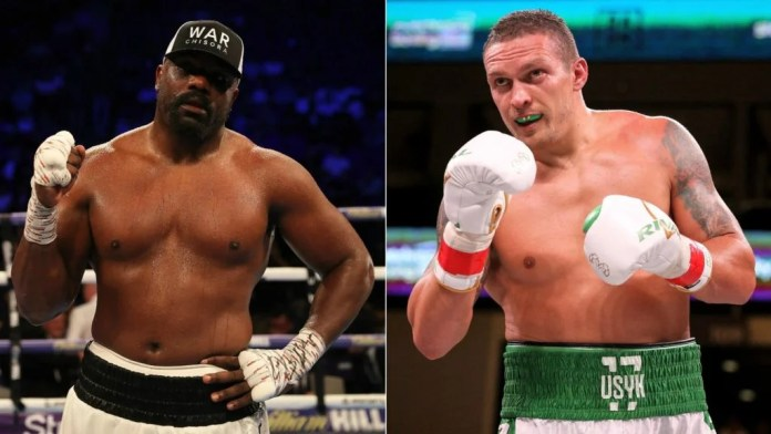 WATCH: Matchroom Drops a Stunning Promo for Oleksandr Usyk vs Dereck Chisora - EssentiallySports
