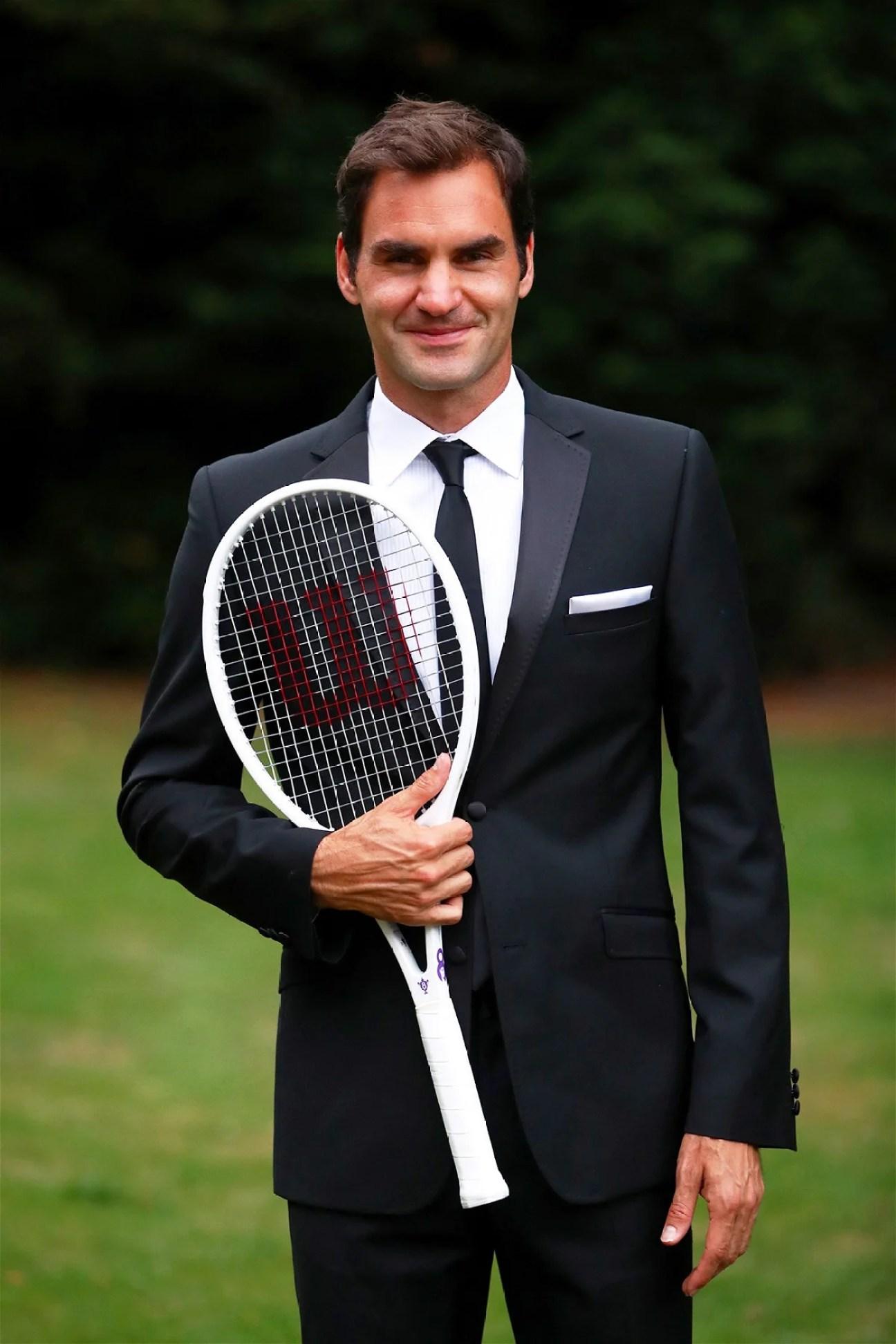 Roger Federer un ejemplo dentro y fuera de la cancha
