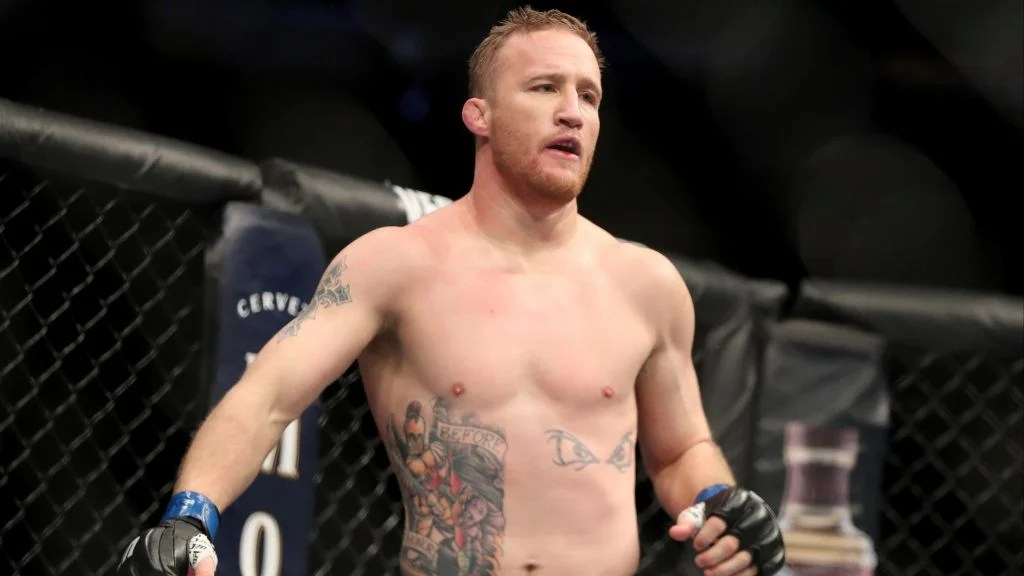"I Want Him to See His Blood"" - Justin Gaethje Makes His Intentions Clear  for Khabib Nurmagomedov Fight - EssentiallySports"