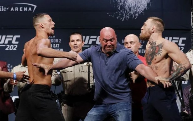 """Conor Wants to Fight""""- Dana White Gives an Update on Conor McGregor vs Nate  Diaz Trilogy - EssentiallySports"""