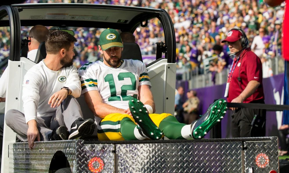Photo of Aaron Rodgers: All the Injuries Suffered in his 15-Year NFL Career – EssentiallySports