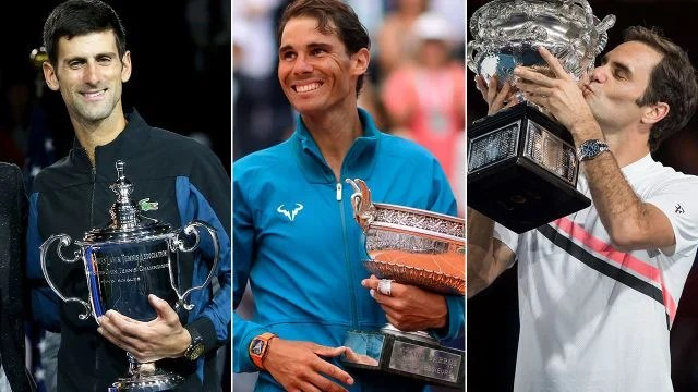 "Photo of ""Both of These Guys Are Legends"" – Novak Djokovic Hails Roger Federer and Rafael Nadal"