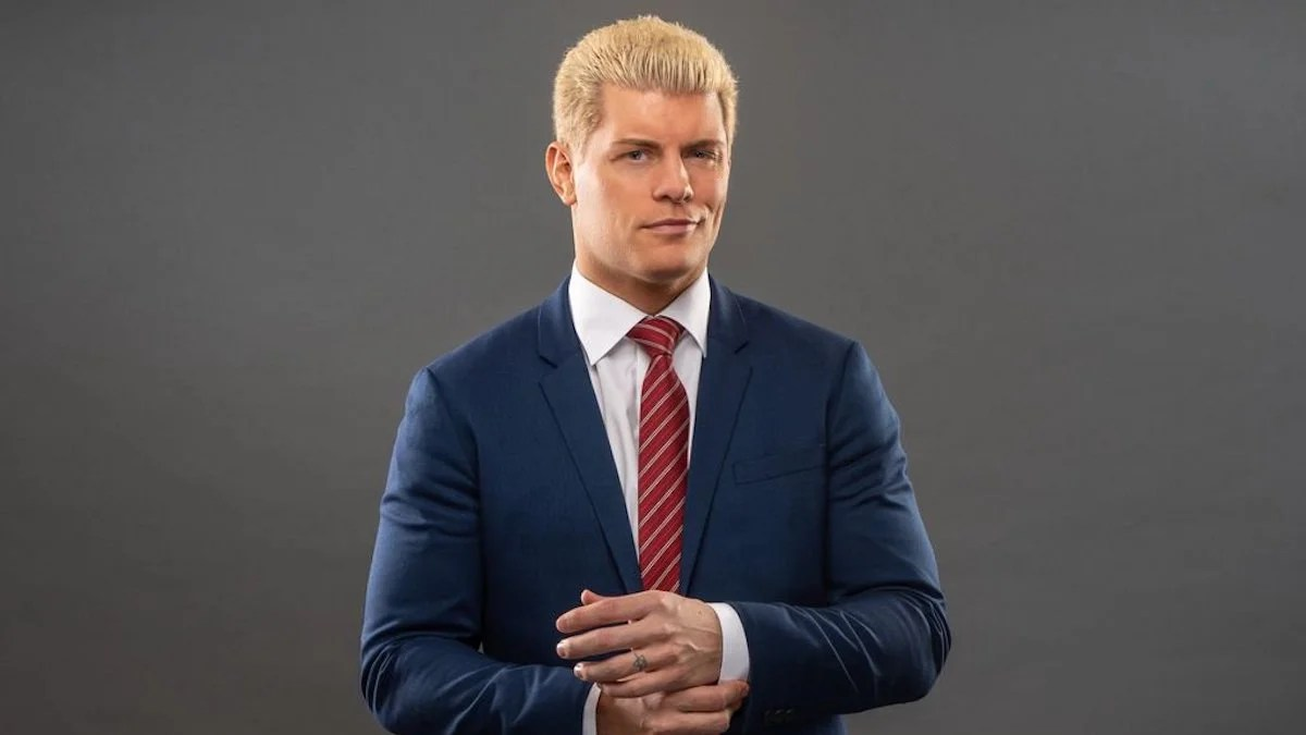 """Photo of """"Our Show is Better""""- AEW Superstar Cody Rhodes Takes a Dig at WWE's Upcoming present – EssentiallySports"""