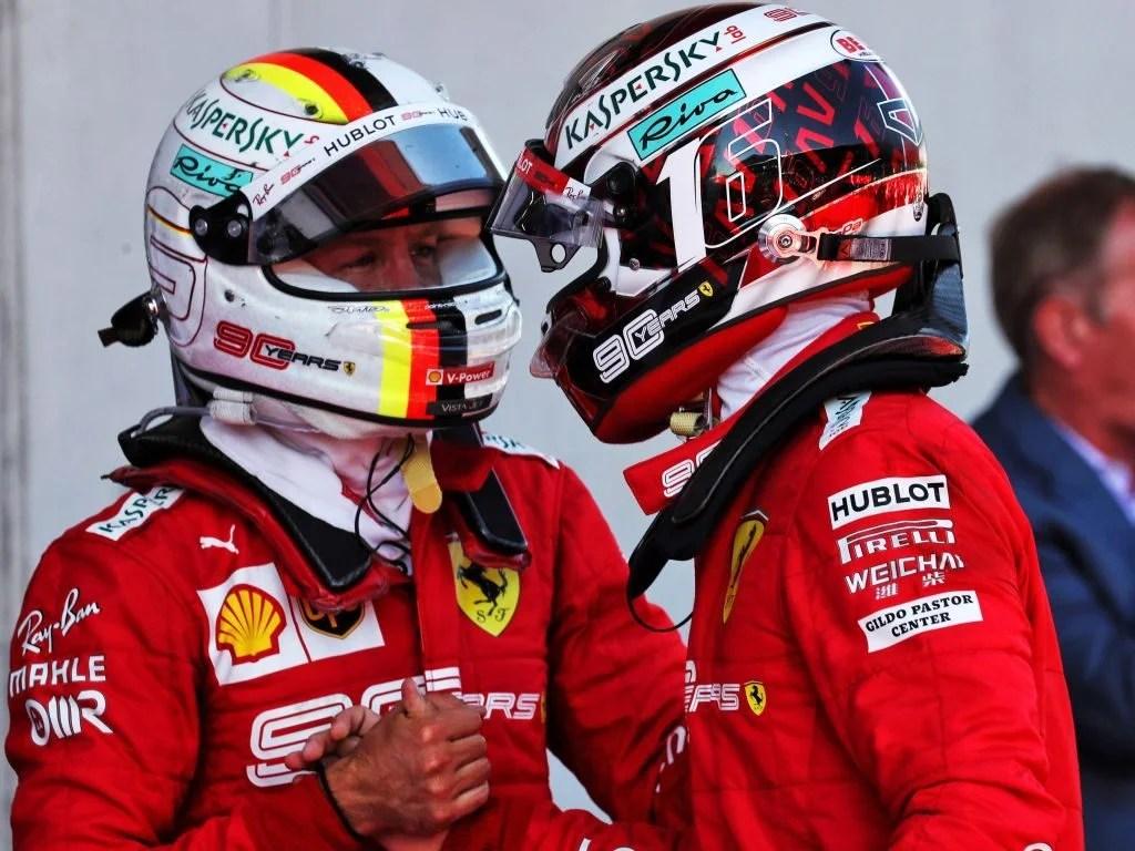 Photo of Stress From Charles Leclerc Reason Behind Sebastian Vettel Leaving Ferrari: Timo Glock