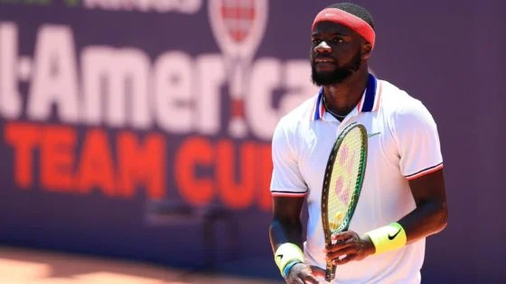 "Photo of ""This Is Poor Leadership"" – 12 Time Grand Slam Champion Hits Out at Authorities After Frances Tiafoe Tested Positive – EssentiallySports"