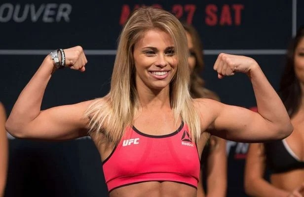 """We All Deserve to Be Paid More"""" – Paige VanZant Voices Her Opinion ..."""