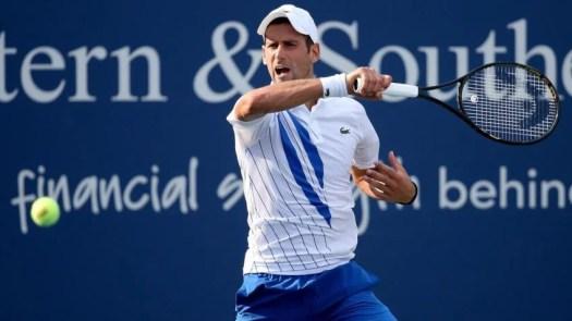 """Not Acceptable"": Novak Djokovic Slams US Open 2020 for ..."