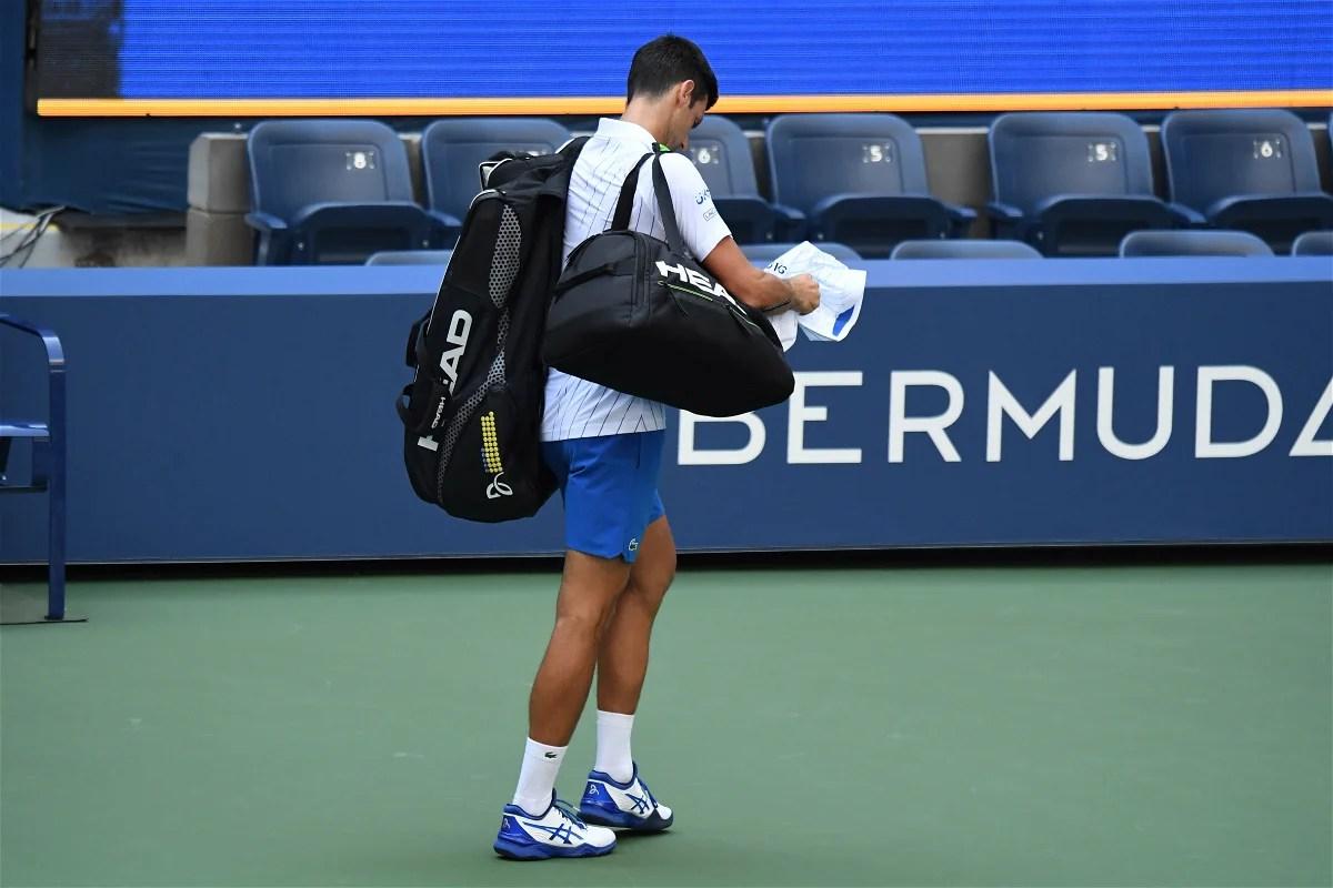 Amazed That He Did Something As Bone Heady As That John Mcenroe Slams Novak Djokovic