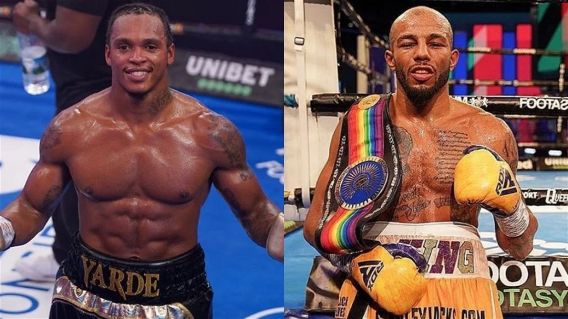 Frank Warren Announces Date And Venue For Anthony Yarde Vs Lyndon Arthur - Essentiallysports