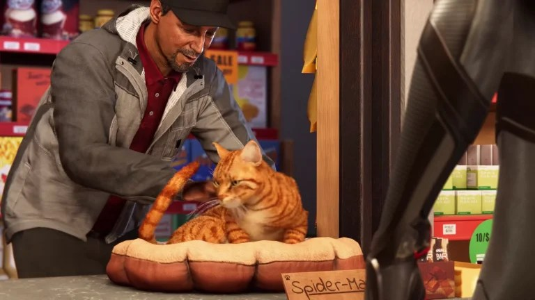Image result for PS5 Miles morales bodega cat mission