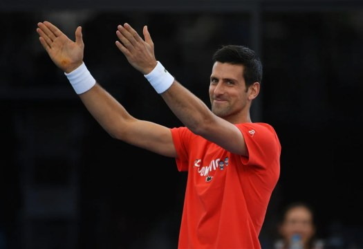 Novak Djokovic's Kind Gesture Put a Smile on Tennis Fans ...