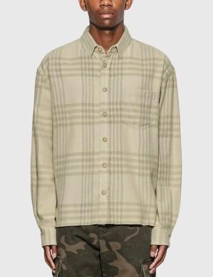 John Elliott Hemi Oversized Shirt