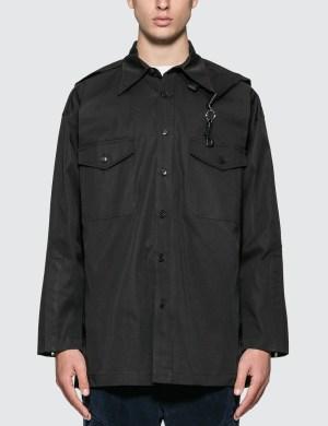 Sankuanz Chest Pocket Shirt