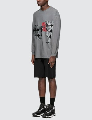 Some Ware Buggin On L/S T-Shirt (One Size)