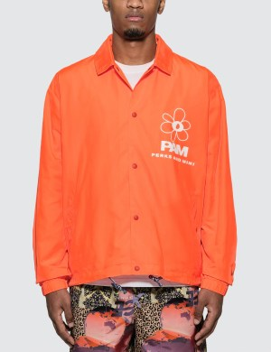 Perks and Mini View Coach Jacket