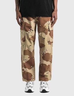 Stussy Camo Taped Seam Cargo Pants