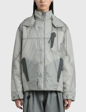 Hyein Seo Transparent Padded Jacket