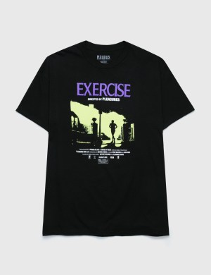 Pleasures Exercise T-Shirt