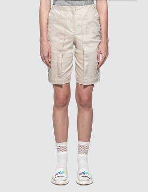 Aalto Paneled Short Silm Fit Pants