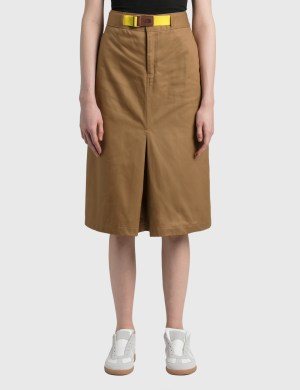 The North Face Brown Label Twill Skirt