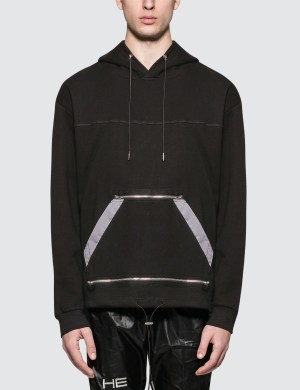GEO Detachable Pocket Hoodie