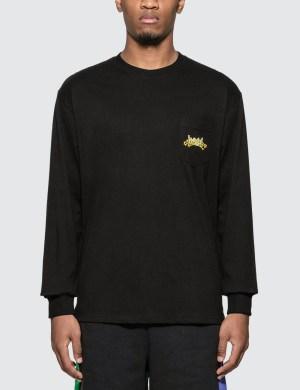 Have A Good Time HAGT Club Pocket Long Sleeve T-shirt