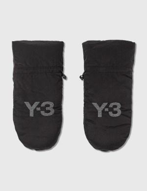 Y-3 CH3 Mitten Gloves