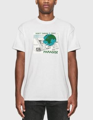 Paradise NYC Don't Throw It Away T-Shirt