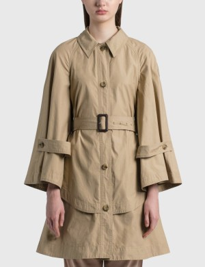 Moncler Genius 1 Moncler JW Anderson Dungeness Trench Coat