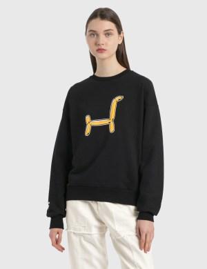 Kirin Balloon Print Sweatshirt