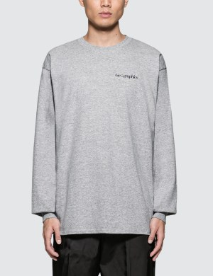 GEO Layers L/S T-Shirt