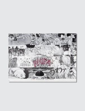 Akira A.D. 2019 Akira Art Wall Calendar