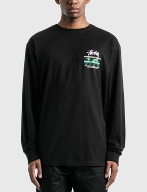 Stussy International Long Sleeve T-Shirt