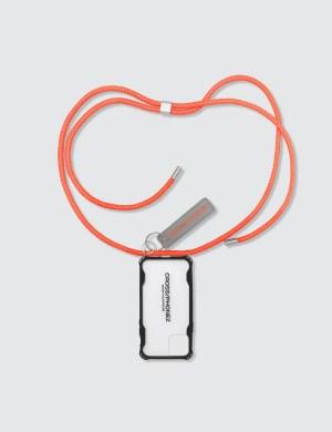 CROSS/PHONEZ Crossphone Neon Orange Rope iPhone Case