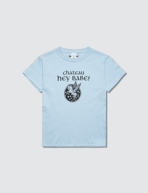 Hey Babe Chateau T-Shirt