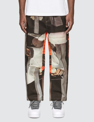 Perks and Mini Printed X-Perience Reno Cino Pants
