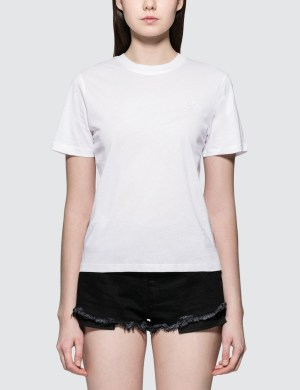 McQ Alexander McQueen Band Short Sleeve T-shirt
