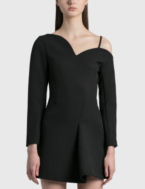 Coperni Heart Motion Dress