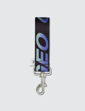 GEO Gradient Logo Keychain