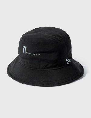 11 By Boris Bidjan Saberi Gore-Tex Logo Bucket Hat