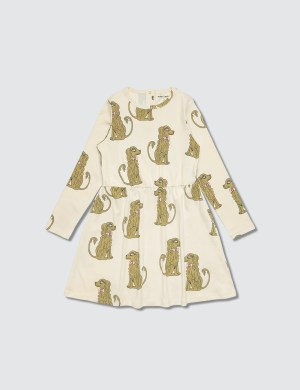 Mini Rodini Spaniel Ls Dress