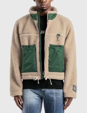 Reese Cooper Sherpa Fleece Jacket