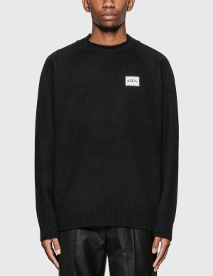 Ader Error Oversized Knitted Sweater