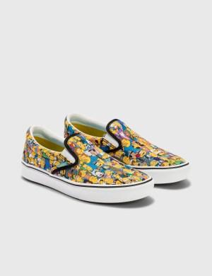 Vans The Simpsons x Vans ComfyCush Slip-On