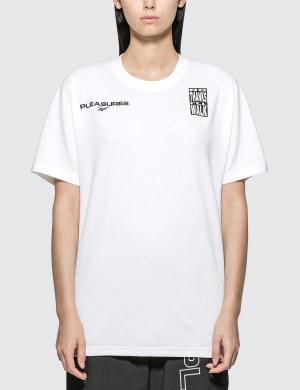 Reebok Pleasures X Reebok Vector T-shirt