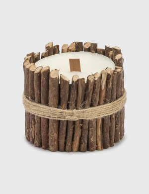 Cul de Sac Japon Hiba Wood Candle Type 02